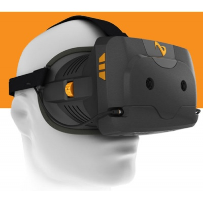 Очки виртуальной реальности Vrvana Totem