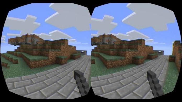 Очки виртуальной реальности игра майнкрафт смотреть фильм очки виртуальной реальности