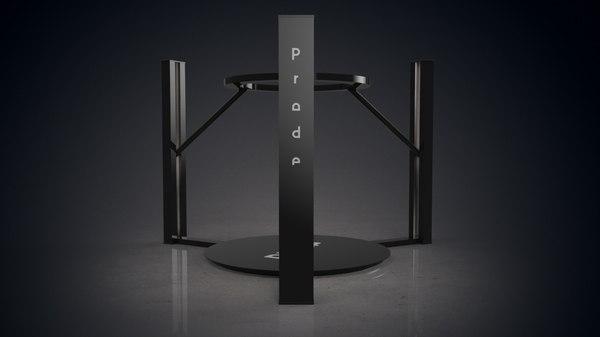 Платформа виртуальной реальности Prode