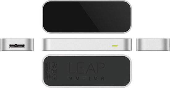Джойстик виртуальной реальности Leap Motion