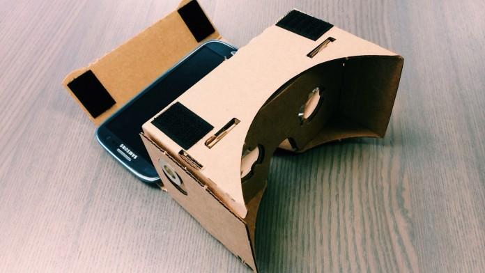 Google Cardboard своими руками