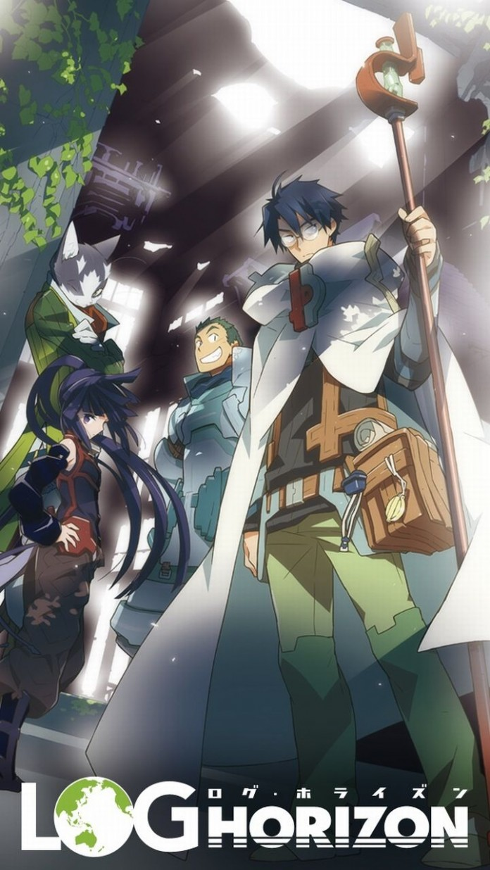 Log Horizon (Мамарэ Тоно), 2011