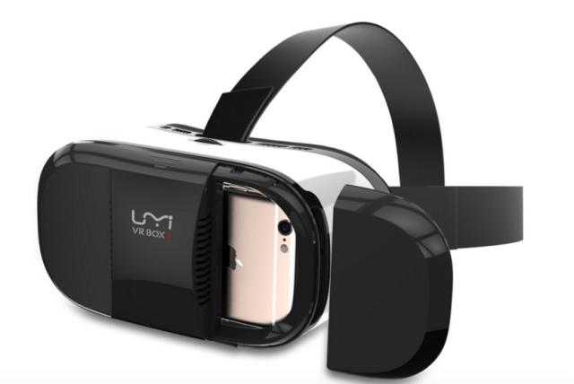 Гарнитура виртуальной реальности UMi VR Box 3