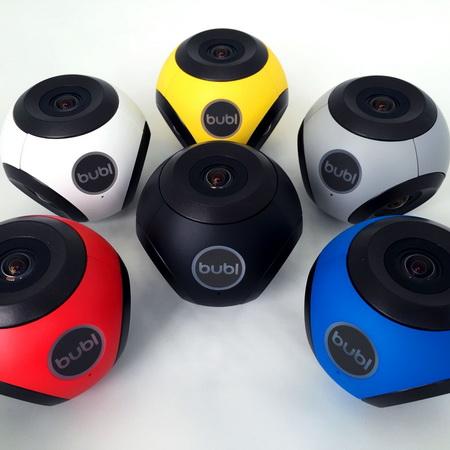 Камера 360 для виртуальной реальности Bublcam