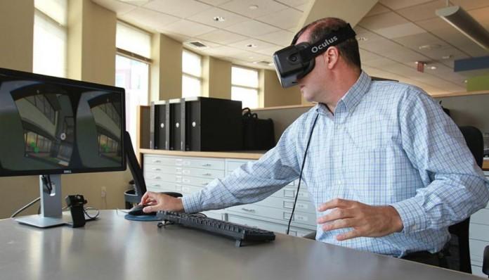 Дизайн помещений в виртуальной реальности