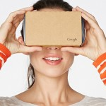 Очки виртуальной реальности Google Cardboard VR