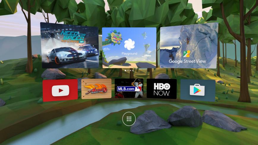 Платформа виртуальной реальности Daydream