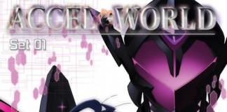 Ускоренный мир (Accel World), 2012