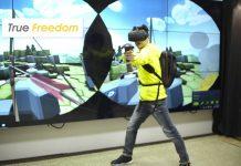 Дебютный показ рюкзака VR от MSI