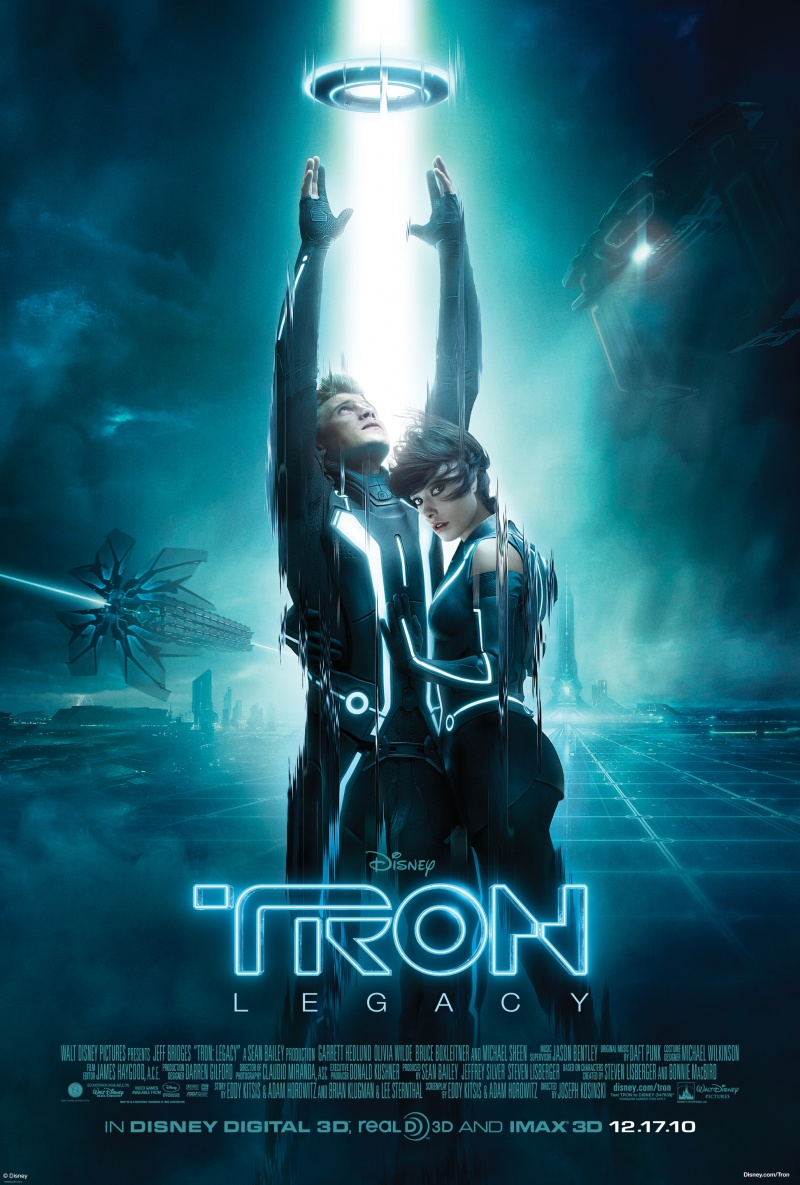 Трон: Наследие, 2010