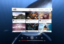 YouTube VR – приложение для виртуальной реальности от Google