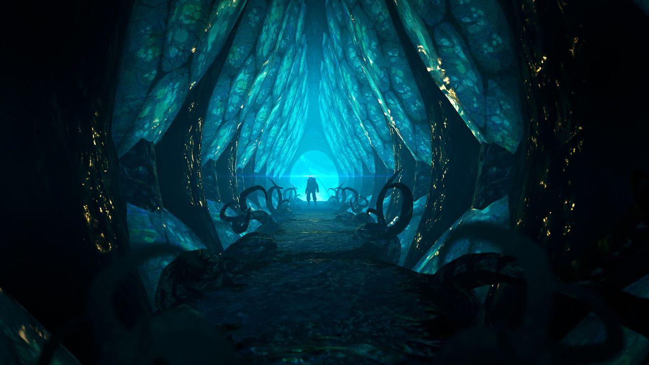 Вышла в свет VR-игра Edge of Nowhere для Oculus Rift