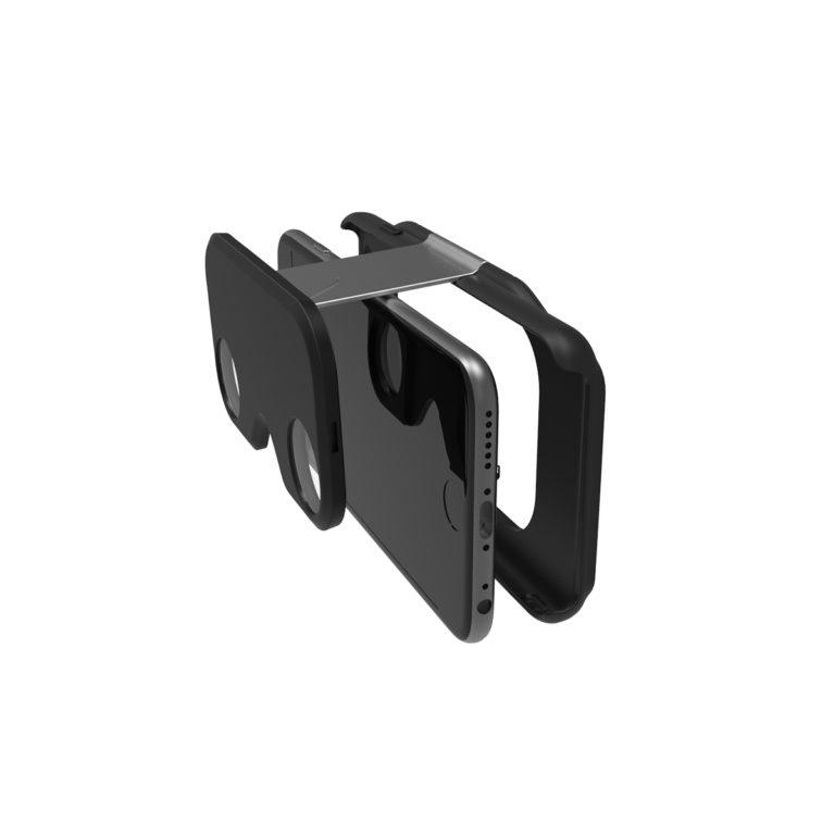 Первый VR-чехол для смартфона - D-JOY Mrad VR