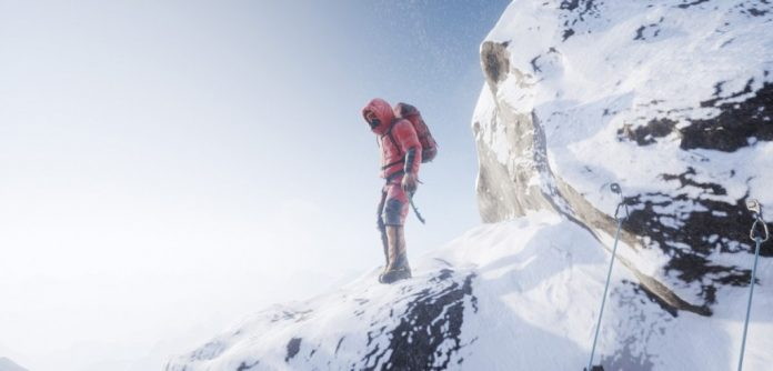 Покорение Эвереста в новом геймплее