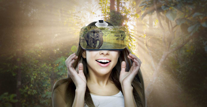 Виртуальная реальность научилась следить за взглядом пользователя