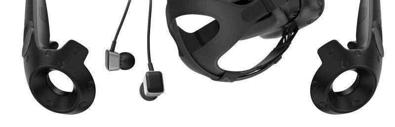Открыт магазин аксессуаров для HTC Vive