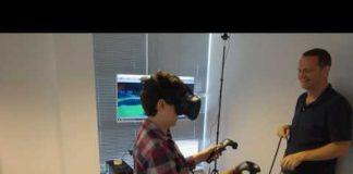 Технологии виртуальной реальности для помощи детям-аутистам