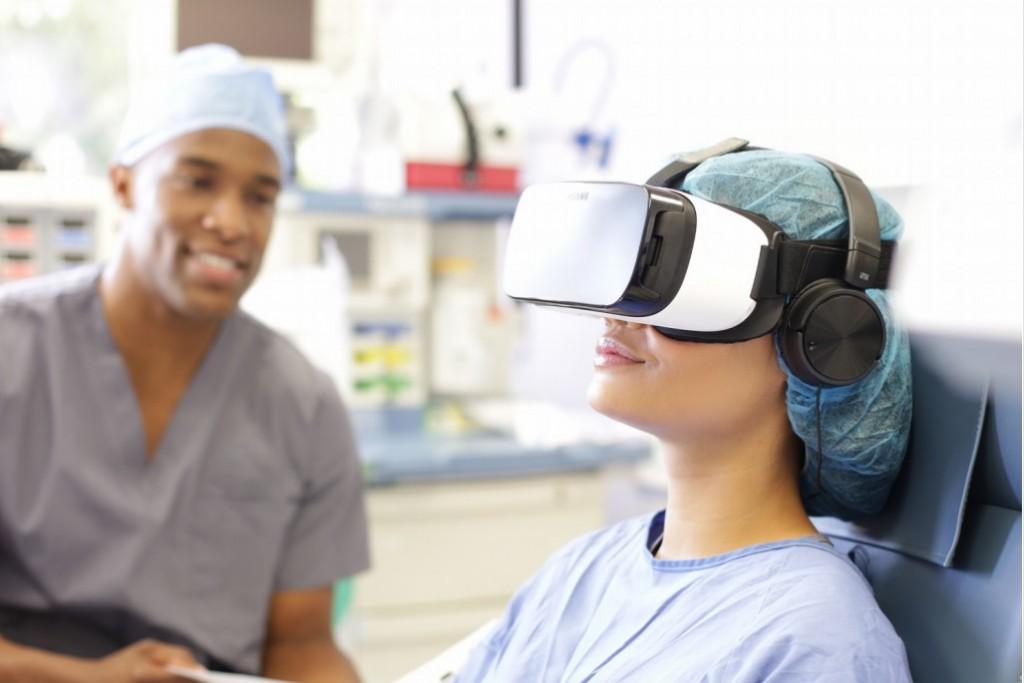 Виртуальную реальность планируют использовать как анаболик