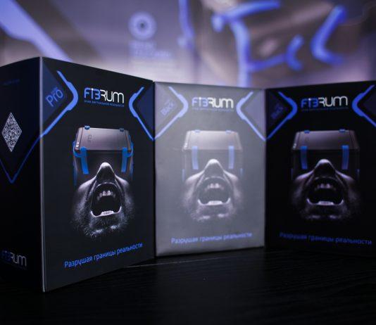 Запуск VR-платформы от Fibrum