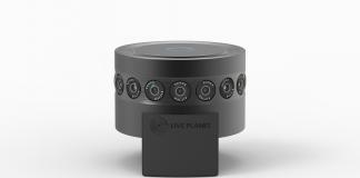 Объемное видео для VR с помощью Live Planet