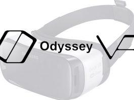 Samsung готовит новый VR-шлем Odyssey