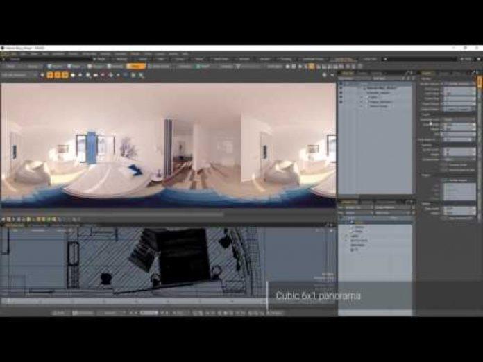 Процесс создания VR-контента