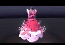 Платье Золушки в формате VR