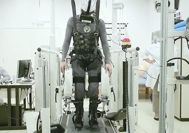 VR как средство для лечения парализованности // i-look.net