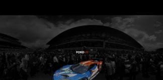 Автогонки Ford в виртуальной реальности // youtube.com