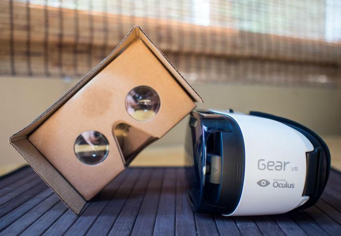 Игры для Samsung Gear VR на Google Cardboard // androidcentral.com