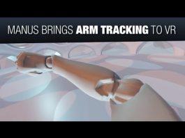 Появилось демонстрационное видео для Manus VR