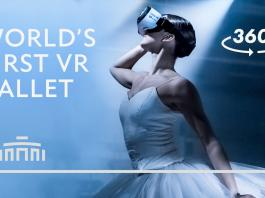 VR-балет от Night Fall // operaballet.nl