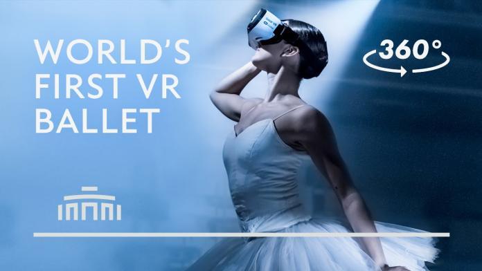 VR-балет от Night Fall // operaballet.nl