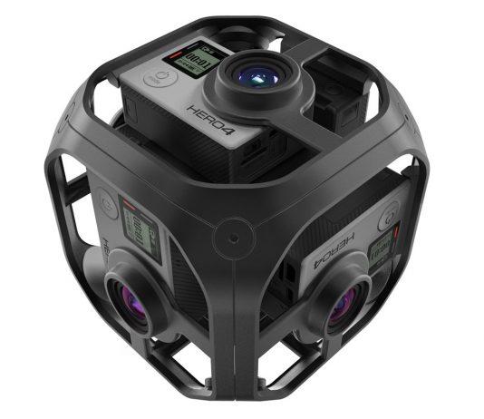 GoPro готова к продаже камеры Omni // madrobots.ru