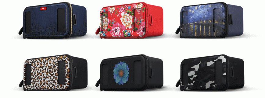 Xiaomi представил свои очки виртуальной реальности Xiaomi Mi VR