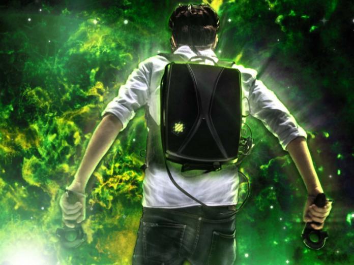 XMG Walker Virtual Reality — переносная виртуальная реальность // gizlogic.com