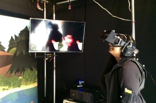 Виртуальная реальность помогает многим лучше почувствовать происходящее // www.yahoo.com