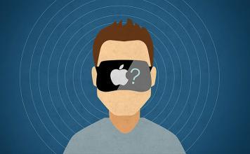 VR-гарнитура от Apple // www.vrzy.com/