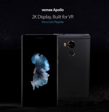 Vernee Apollo // rusevik.ru