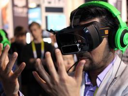 Виртуальная реальность // www.cbinsights.com