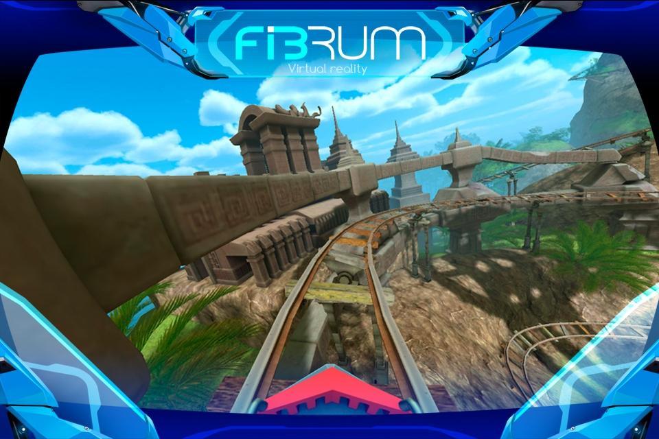 Roller Coaster VR аттракцион