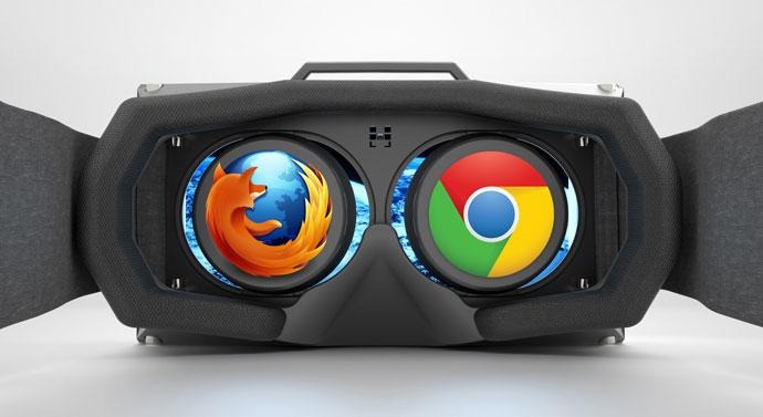 В Google Chrome появилась виртуальная реальность // vrtools.ru