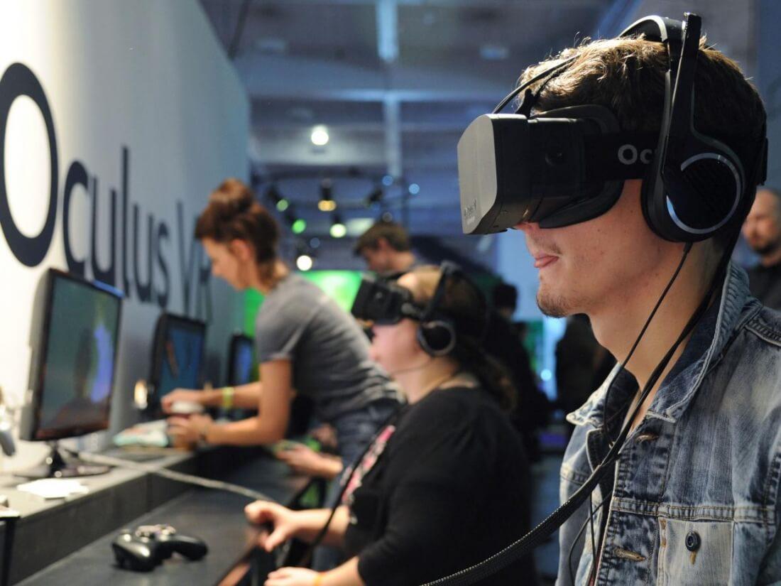 Рейтинг виртуальной реальности // techspot.com