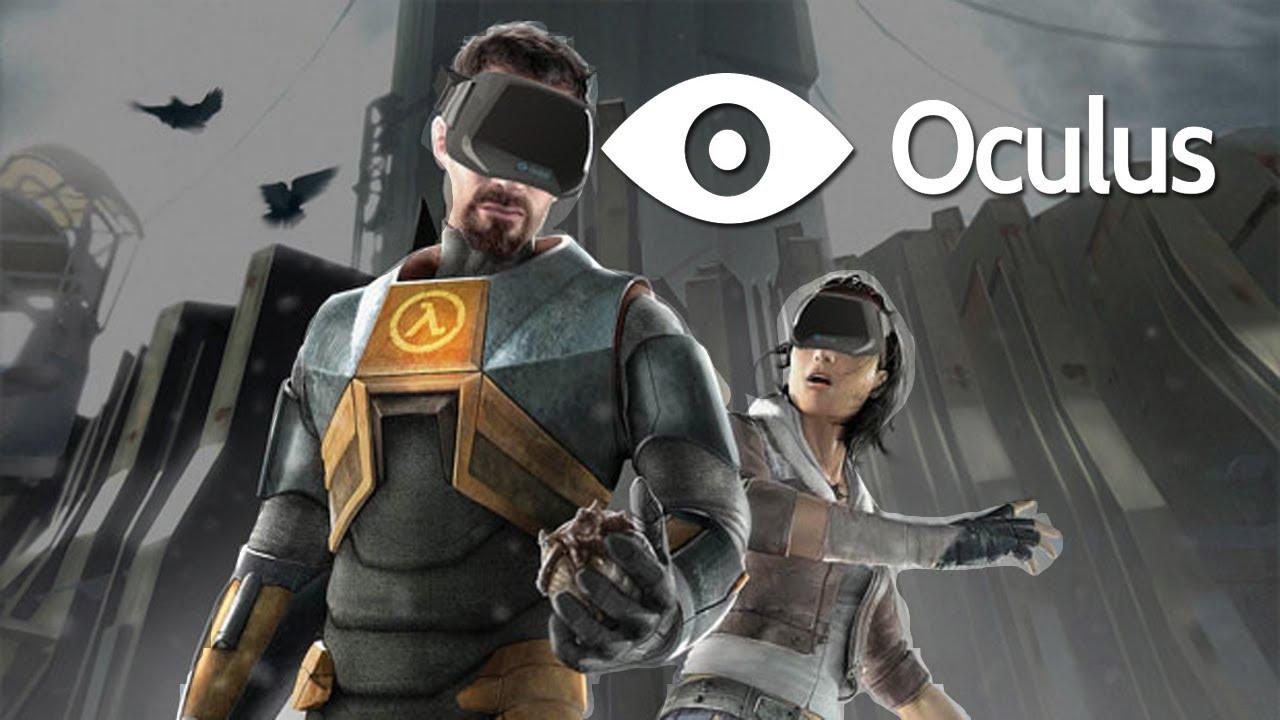 Модернизация Half-Life 2 // youtube.com