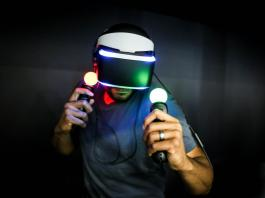 PlayStation VR // virtualrealitytimes.com