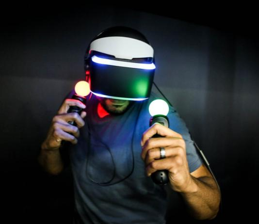 PlayStation VR // virtualrealitytimes.com