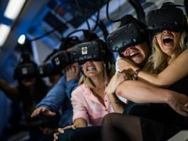 Многопользовательская VR-система от NVIDIA // 1news.info
