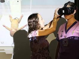 Использование VR для обучения акушеров // CNET.com