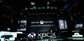 Презентация Microsoft на E3 2017 // telegraph.co.uk