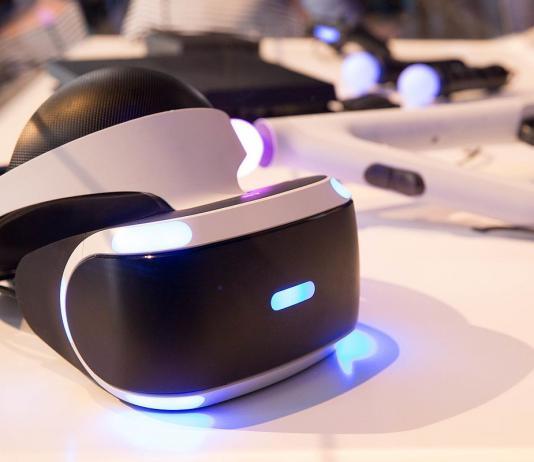 VR-шлем PlayStation VR // flickr.com